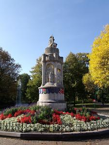 Valkenbergpark, Breda - Netherlands.