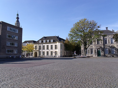 Kasteelplein, Breda - Netherlands.