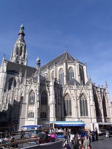 Grote Kerk, Breda - Netherlands.
