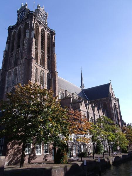 Grote Kerk, Dordrecht – Netherlands