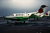 PH-ATM Beech 200 Super King Air c/n BB-123 Rotterdam/EHRD/RTM 30-11-96 (35mm slide)