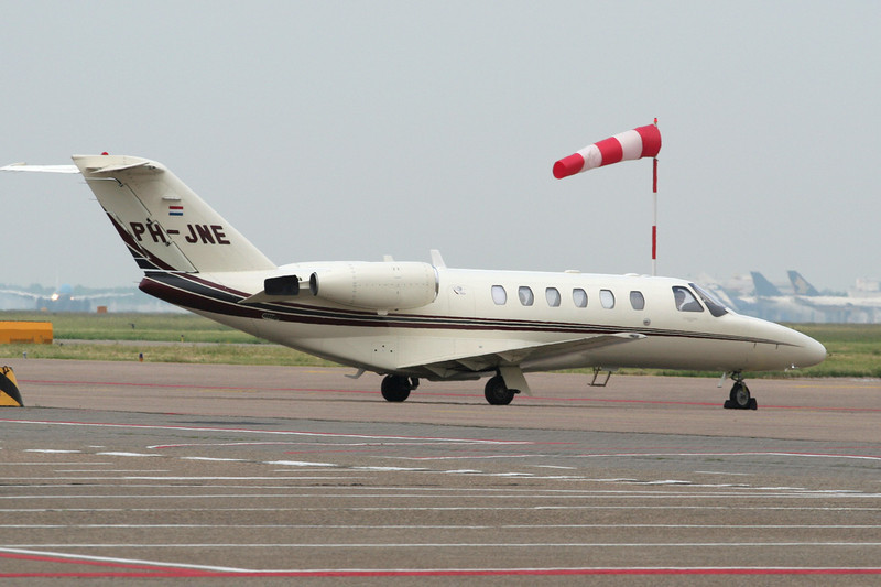 PH-JNE Cessna 525A CItation Jet 2 c/n 525A-0242 Amsterdam/EHAM/AMS 31-05-08