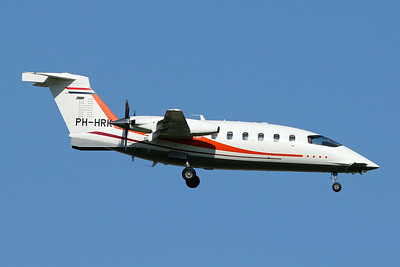 PH-HRK Piaggio P-180 Avanti c/n 1120 Amsterdam/EHAM/AMS 21-05-18