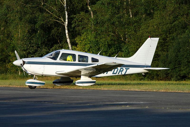 PH-DRT Piper PA-28-181 Archer II c/n 28-8490055 Zoersel/EBZR 18-08-12