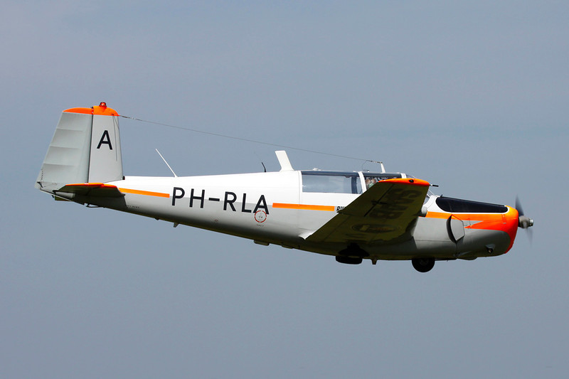PH-RLA SAAB S.91 Safir D c/n 91-367 Schaffen-Diest/EBDT 12-08-12