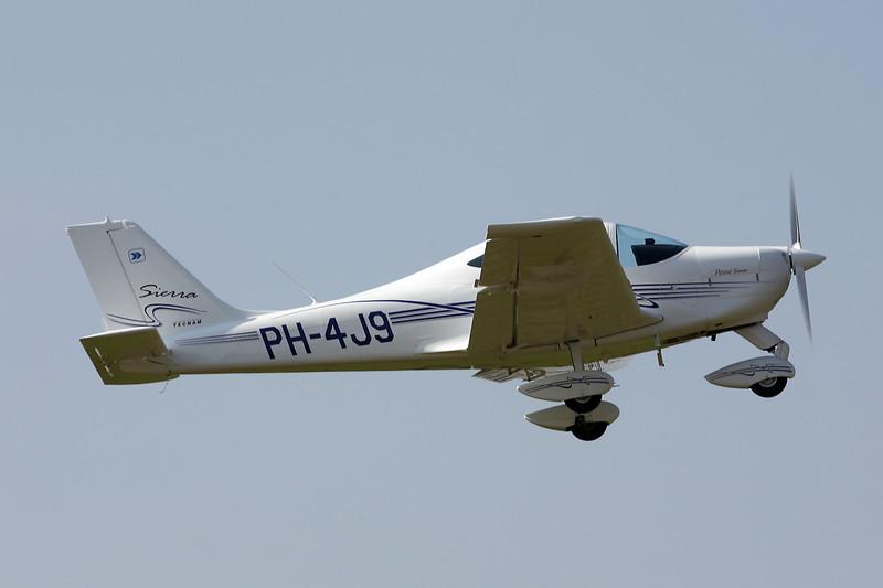 PH-4J9 Tecnam P.2002 Sierra c/n 484 Schaffen-Diest/EBDT 11-08-12