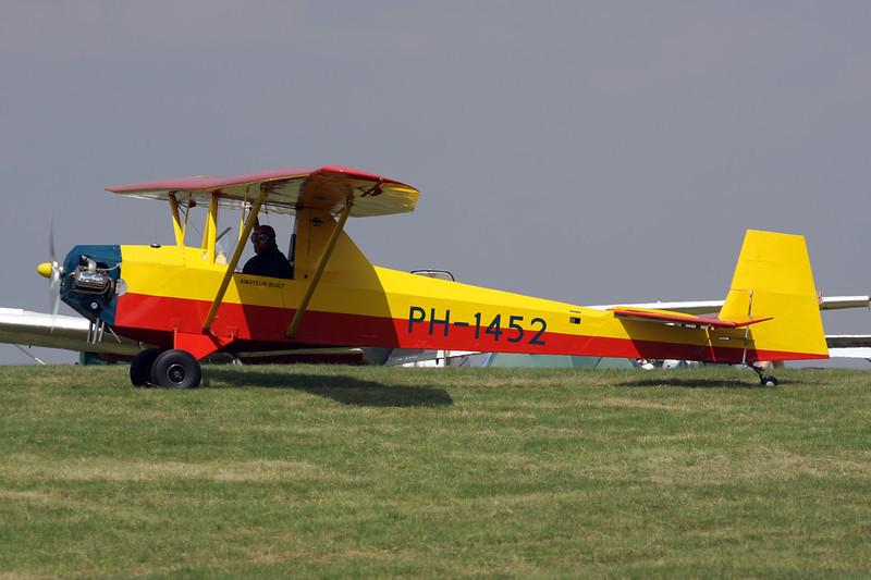 PH-1452 Slingsby T.31B Cadet TX.3 c/n 828 Schaffen-Diest/EBDT 11-08-12