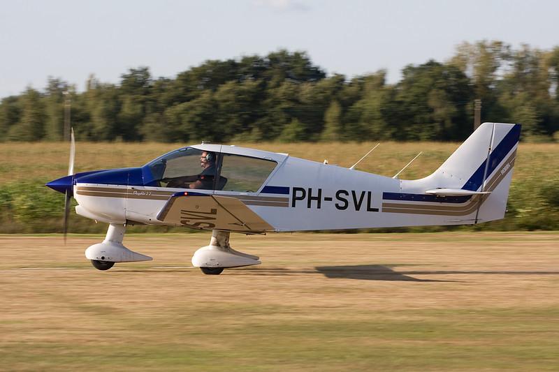 PH-SVL Robin DR.400-120 Petit Prince c/n 2379 Hasselt-Kiewit/EBZH 29-08-09