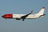 LN-NHE Boeing 737-8JP c/n 41136 Paris-Orly/LFPO/ORY 08-06-15