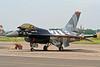 "J-055 General Dynamics F-16AM Fighting Falcon ""Royal Nehterlands Air Force"" c/n 6D-138 Cambrai/LFQI/XCB 02-07-06 ""2006 Demo colours"""