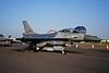 "J-063 General Dynamics F-16AM Fighting Falcon ""Royal Netherlands Air Force"" c/n 6D-146 Fairford/EGVA/FFD 25-07-99 (35mm slide)"