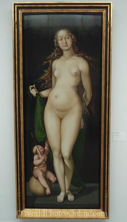 Kroller-Mullen Museum - Hans Baldung Grien - Venus en Amor