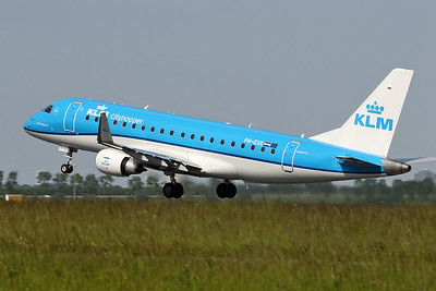 PH-EXK Embraer Emb-175-200STD c/n 17000629 Amsterdam/EHAM/AMS 21-05-18