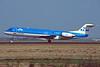 PH-OFF Fokker 100 c/n 11274 Amsterdam/EHAM/AMS 22-04-05 (35mm slide)