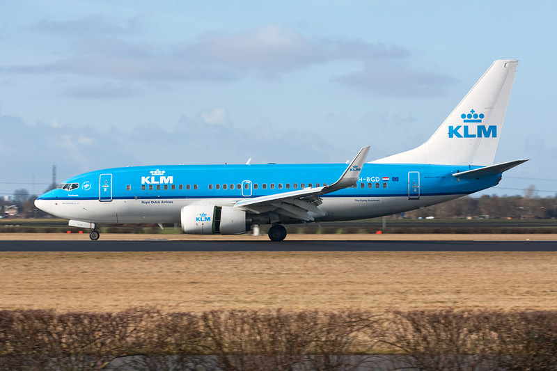 PH-BGD Boeing 737-7K2 c/n 30366 Amsterdam/EHAM/AMS 03-02-10