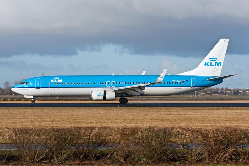PH-BXR Boeing 737-9K2 c/n 29601 Amsterdam/EHAM/AMS 03-02-10