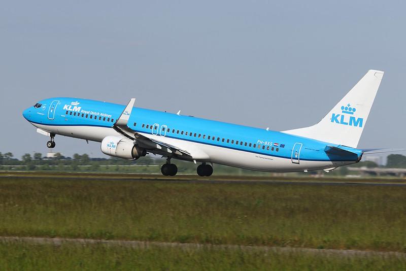 PH-BXS Boeing 737-9K2 c/n 29602 Amsterdam/EHAM/AMS 21-05-18