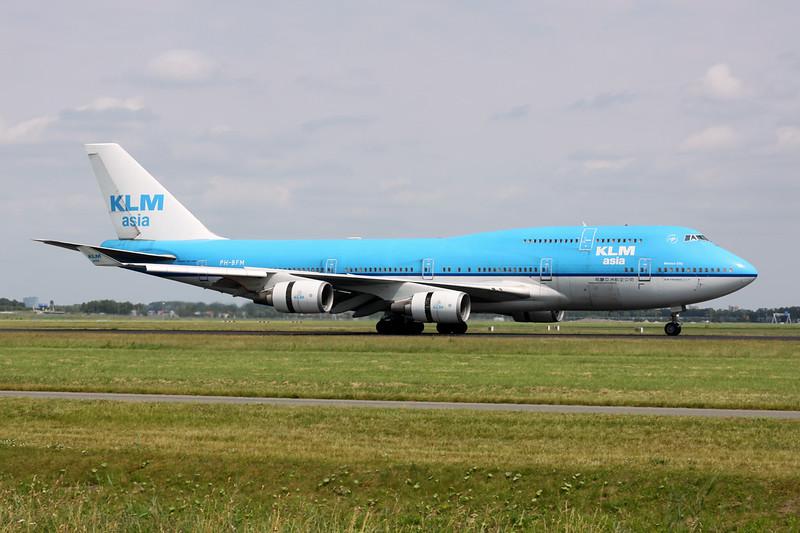 """PH-BFM Boeing 747-406M c/n 26373 Amsterdam/EHAM/AMS 21-06-14 """"Asia"""""""