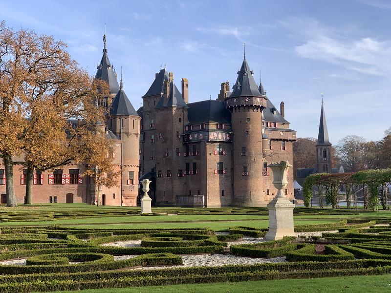 castle day trip from amsterdam - kasteel de haar