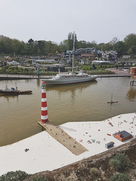 Madurodam in Den Haag, the Netherlands