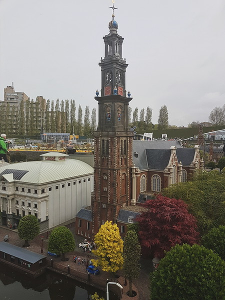 Madurodam in Den Haag, the Netherlands