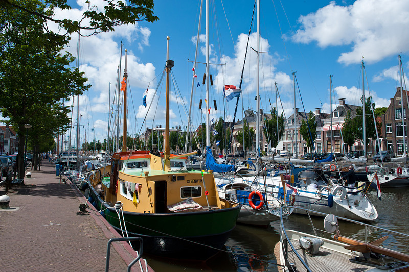 Harlingen Harbor
