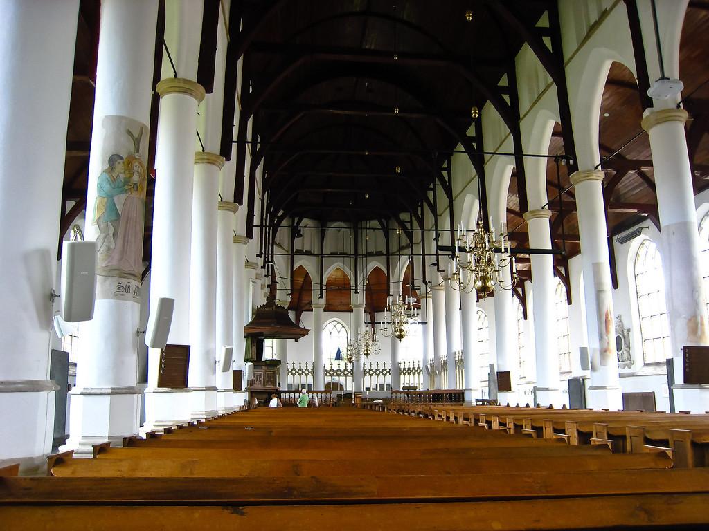 St. Martin's Church, Franeker Circa 1421