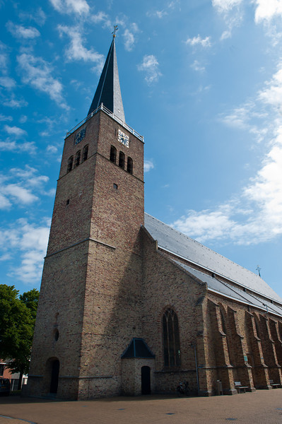 St. Martin's Church, Franeker Circa 1421