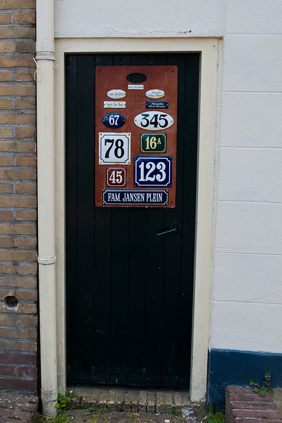 Terschelling - Home - Number?