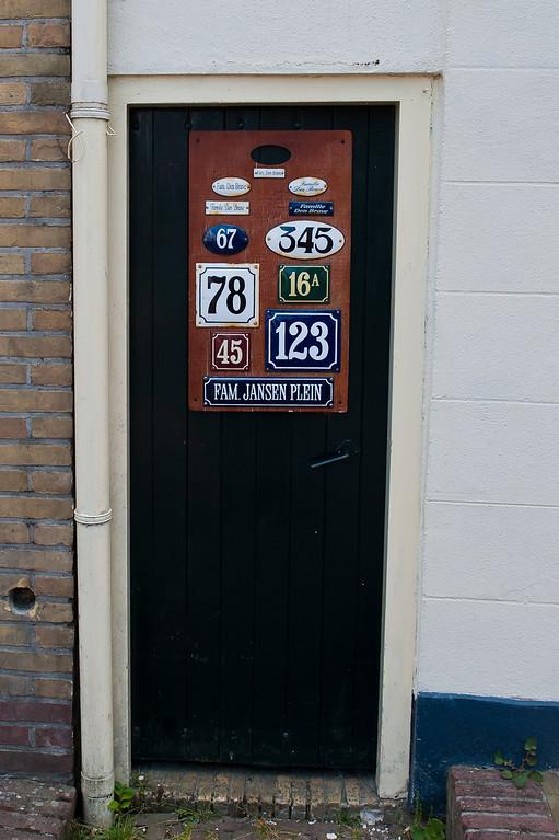 Terschelling - Home - Number?