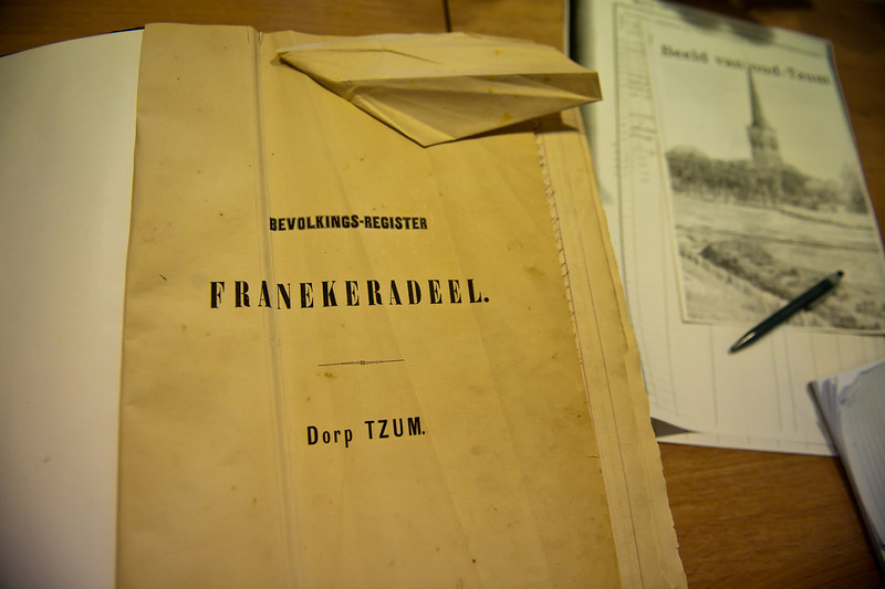 Records from Town of Tzum