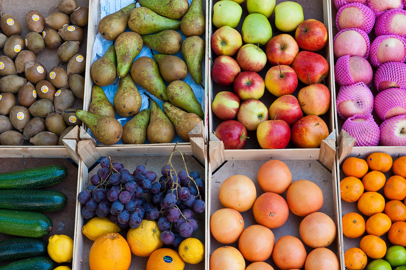 Fruit - Harlingen Market