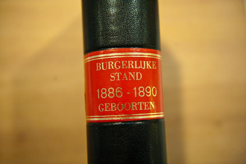 Vital Records from 1886-1890 - Franeker