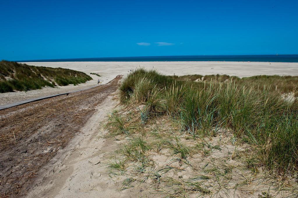Formerum-Aan-Zee - North Sea Beach