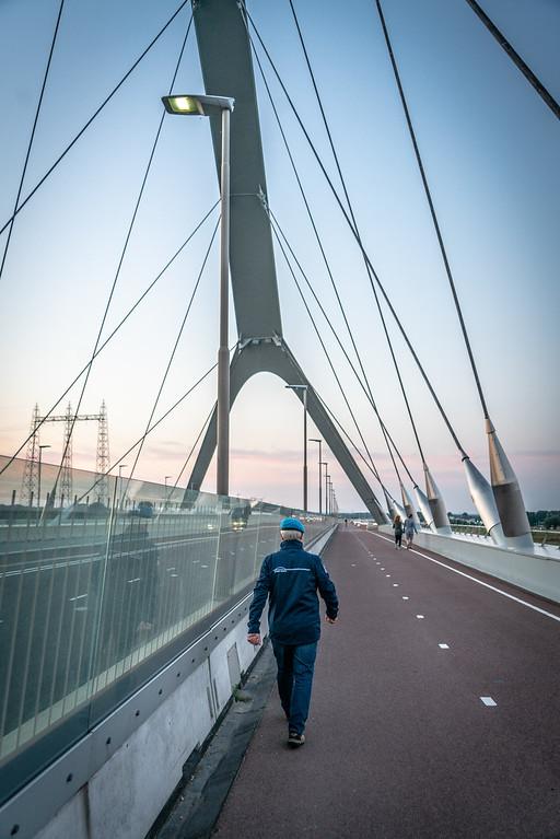 Nijmegen Veterans Walk, Netherlands