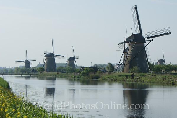 Kinderdijk - Windmill 4