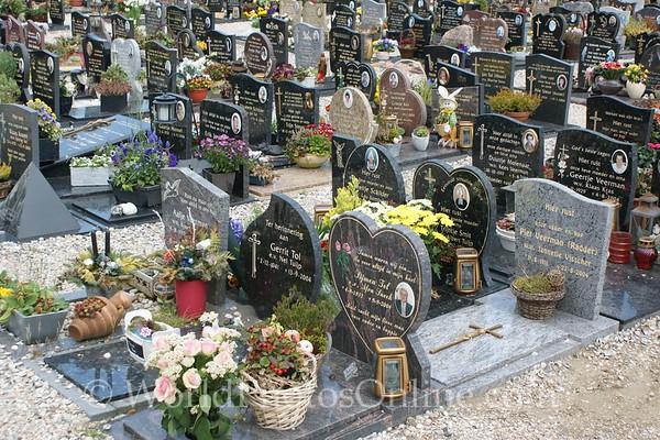 Volendam - Cemetery