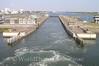 Noordersluis -(Lock to North Sea) - Heading to North Sea