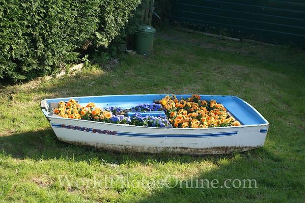 Marken - Flower Boat