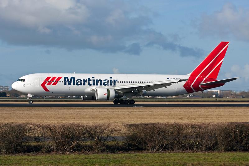 "PH-MCM Boeing 767-31AER ""Martinair"" c/n 26470 Amsterdam/EHAM/AMS"