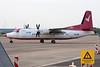 "PH-LMS Fokker 50 ""Denim Air"" c/n 20196 Maastricht-Aachen/EHBK/MST 31-07-08 ""ANA Express"""