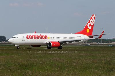 """PH-CDH Boeing 737-86J """"Corendon Dutch Airlines"""" c/n 21-05-18"""