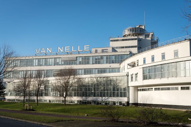 Van Nellefabriek UNESCO World Heritage Site