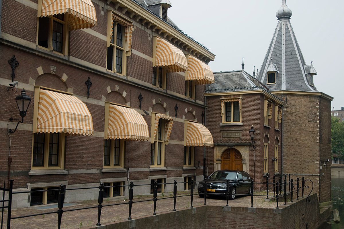 Prime Minister's car and office, The Hague, Netherlands