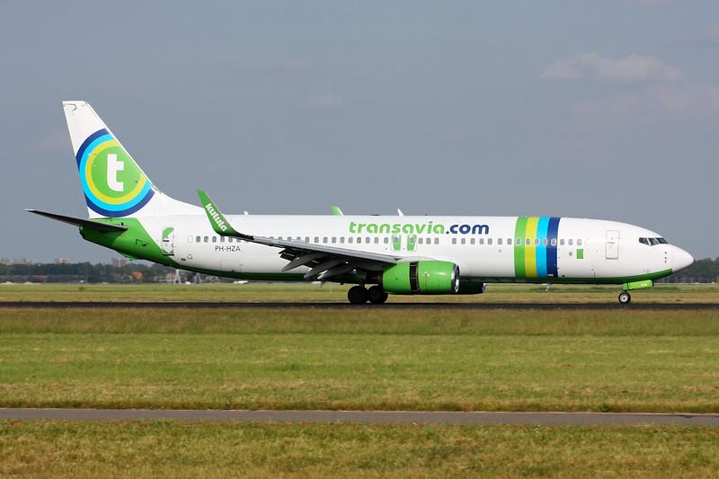 "PH-HZA Boeing 737-8K2 c/n 28373 Amsterdam/EHAM/AMS 21-06-14 ""Kulula winglets & engines"""