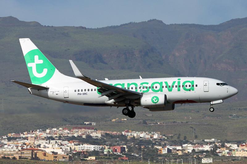 PH-XRC Boeing 737-7K2 c/n 29347 Las Palmas/GCLP/LPA 03-02-16