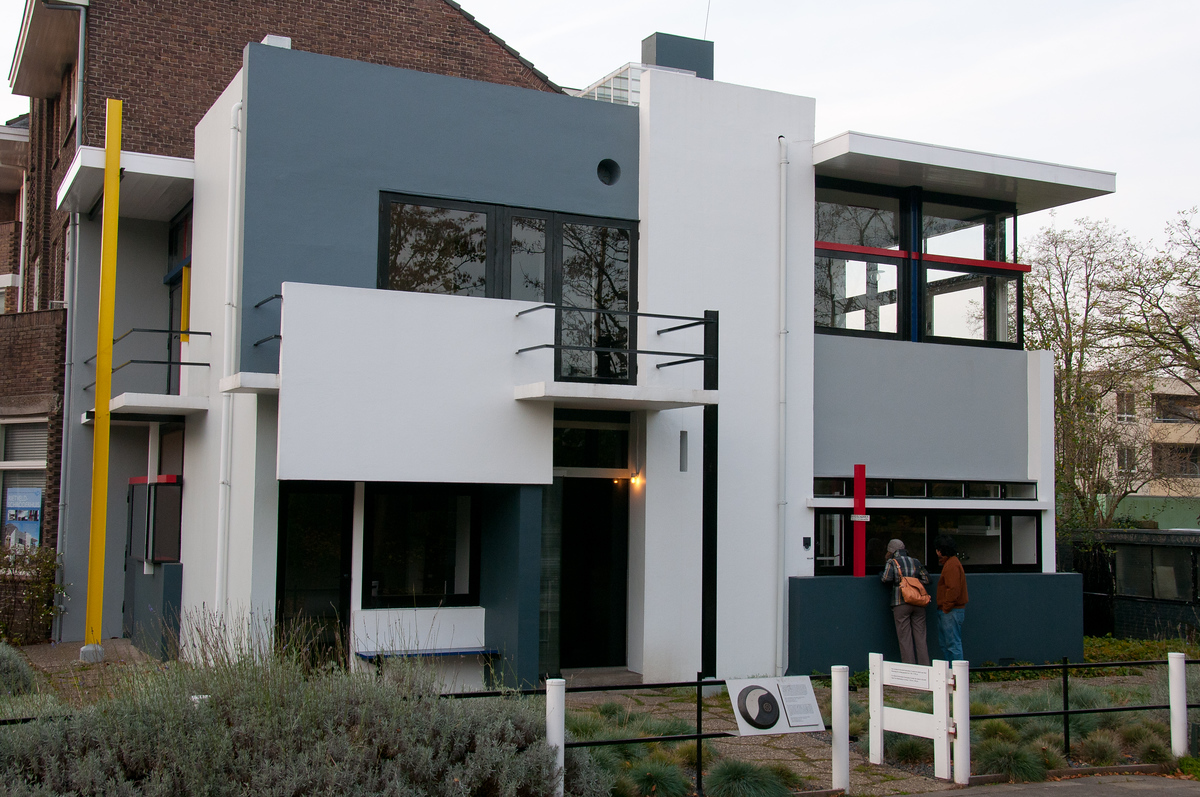 UNESCO World Heritage Site #157: Rietveld Schröder House