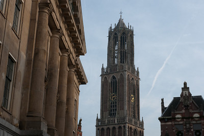 Dom Tower of Utrecht, Netherlands