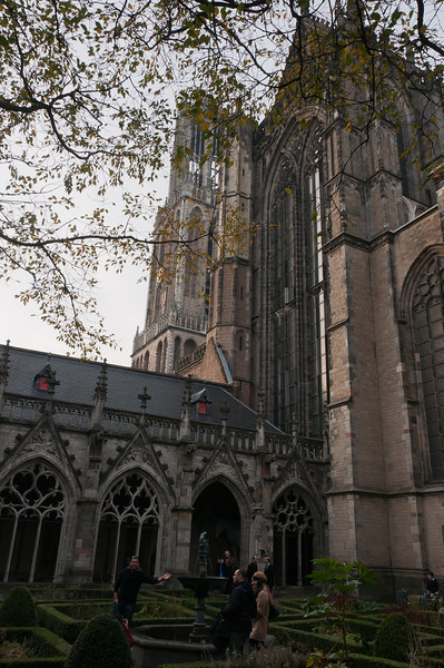 St. Martin's Cathedral or Dom Church Netherlands