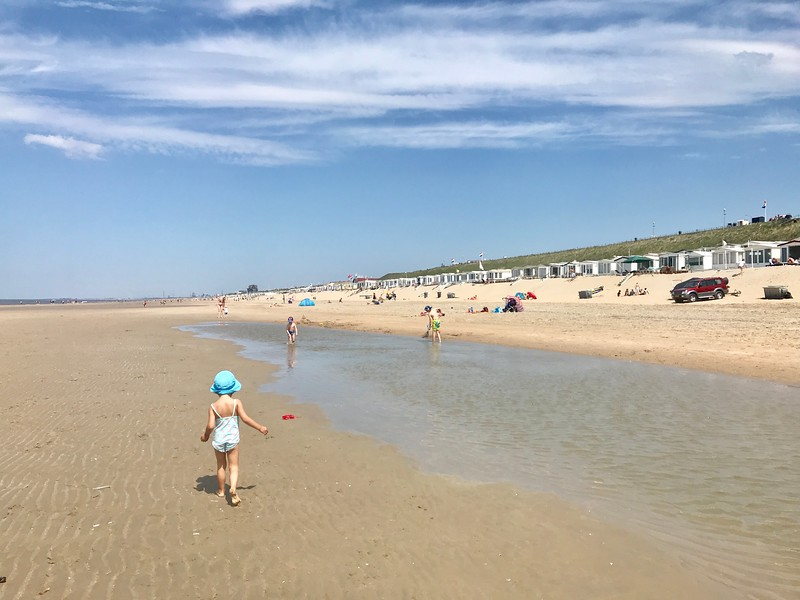 zandvoort - closest beach to amsterdam